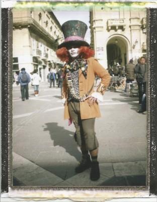 Alice in Wonderland,,Carnival 2013,Instant Film,FujiFilm Fp100,Alan Falzon,Fotographija