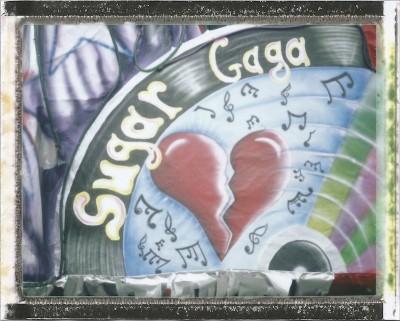 Sugar Gaga,,Carnival 2013,Instant Film,FujiFilm Fp100,Alan Falzon,Fotographija