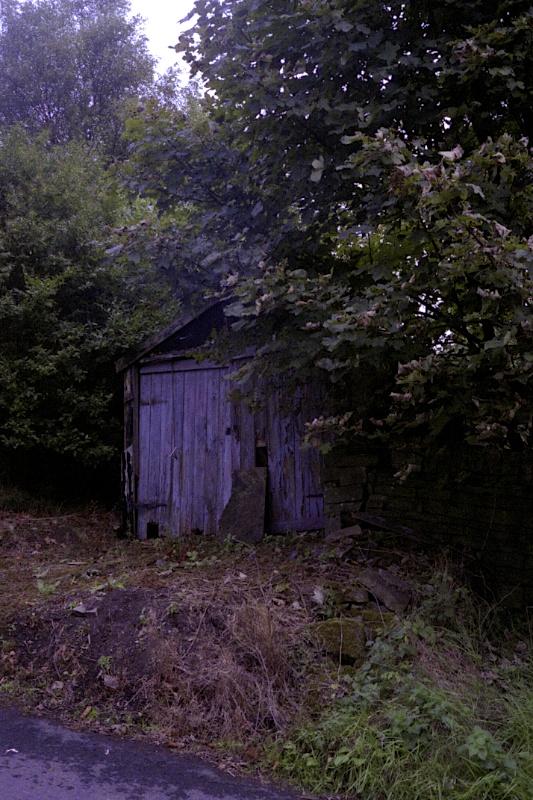 Holmfirth Country Side, UK, Fotographija,Kodak Porta