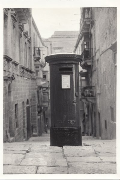 Letter Box, British Empire