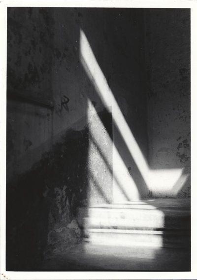Shadows in a Valletta Home