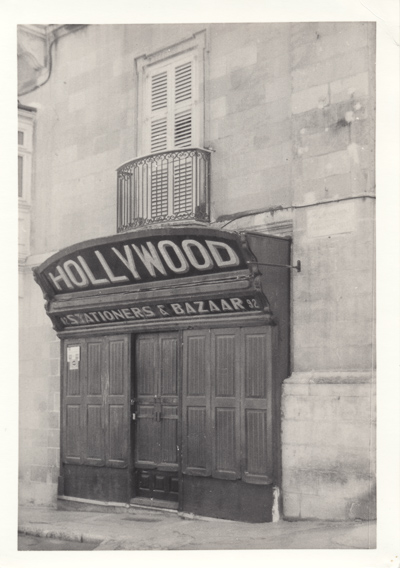 Hollywood, Stationer, Bazaar, Tourists, Historians, Antique, Wooden Shop Front