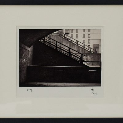 Bridge, Tunnel, Stairs, Moody, Dark, Alan Falzon, Fotographija, Hand Printed Exhibition, Silver Gelatin, Darkroom, Fine Art, Traditional, Hand Made, Unique Prints, Photography, Splendid, Valletta