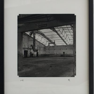 Dowty Factory, Mriehel, Demolished, Large Space, Alan Falzon, Fotographija, Hand Printed Exhibition, Silver Gelatin, Darkroom, Fine Art, Traditional, Hand Made, Unique Prints, Photography, Splendid, Valletta