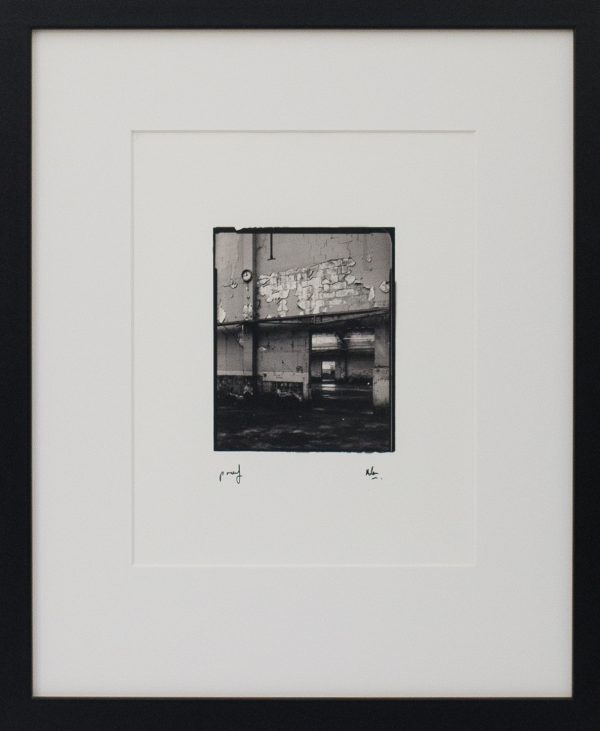 Clock, Stops Ticking, Room, Workers, Long Gone, Abandoned, Dowty Factory, Alan Falzon, Fotographija, Hand Printed Exhibition, Silver Gelatin, Darkroom, Fine Art, Traditional, Hand Made, Unique Prints, Photography, Splendid, Valletta