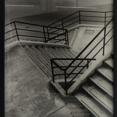 Bus Station, Floriana, Stairs, Urban Scape, Design, Alan Falzon, Fotographija, Hand Printed Exhibition, Silver Gelatin, Darkroom, Fine Art, Traditional, Hand Made, Unique Prints, Photography, Splendid, Valletta