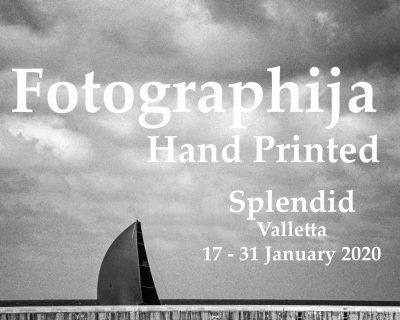 Fotographija, Hand Printed, Darkroom, Silver Gelatin, Alan Falzon, Splendid, Valletta, Fine Art Photography