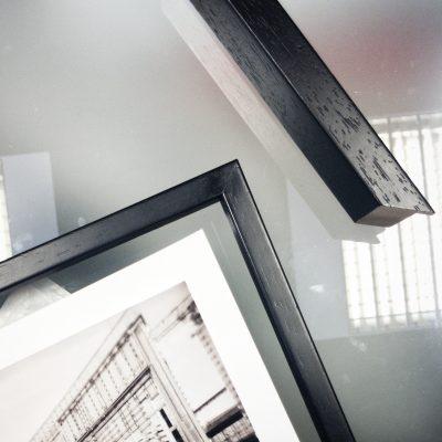 Frames, Alan Falzon, Hand Printed, Silver Gelatin, Gag Frames, Archival Quality