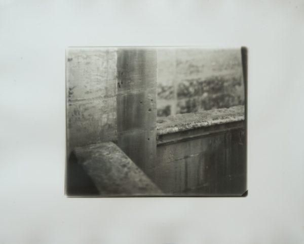Old building, Stone Detail, Valletta, Architecture, Alan Falzon, Silver Gelatin, Vintage